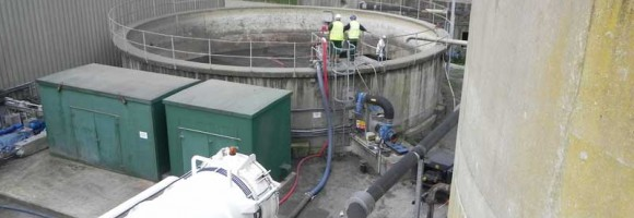 Water Tank Confined Space : Tank cleaning recycling waste management and fertiliser