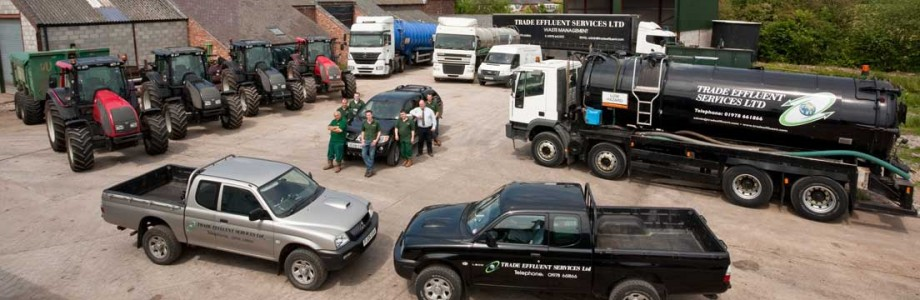 The Team at Trade Effluent